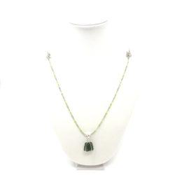 kali, goddess, moldavite necklace, peridot, fire energy, power piece